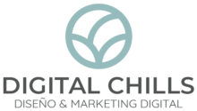 logo | DIGITAL CHILLS Diseño & Marketing Digital