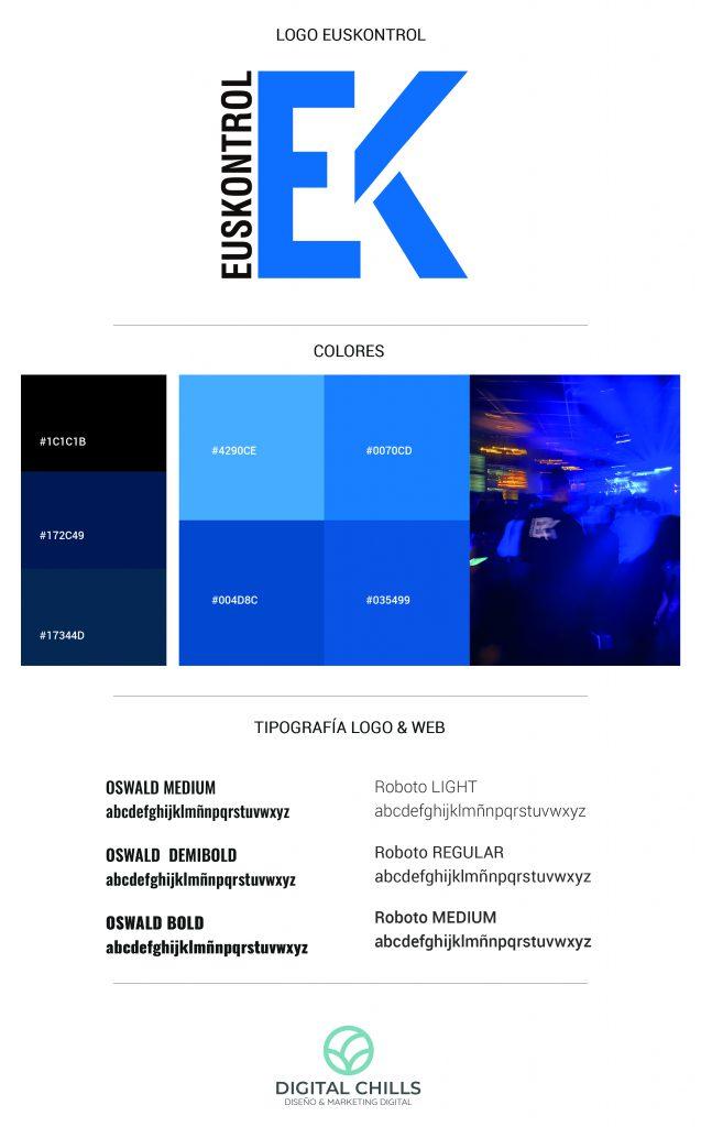 brandingboard Euskontrol | DIGITAL CHILLS Diseño & Marketing Digital