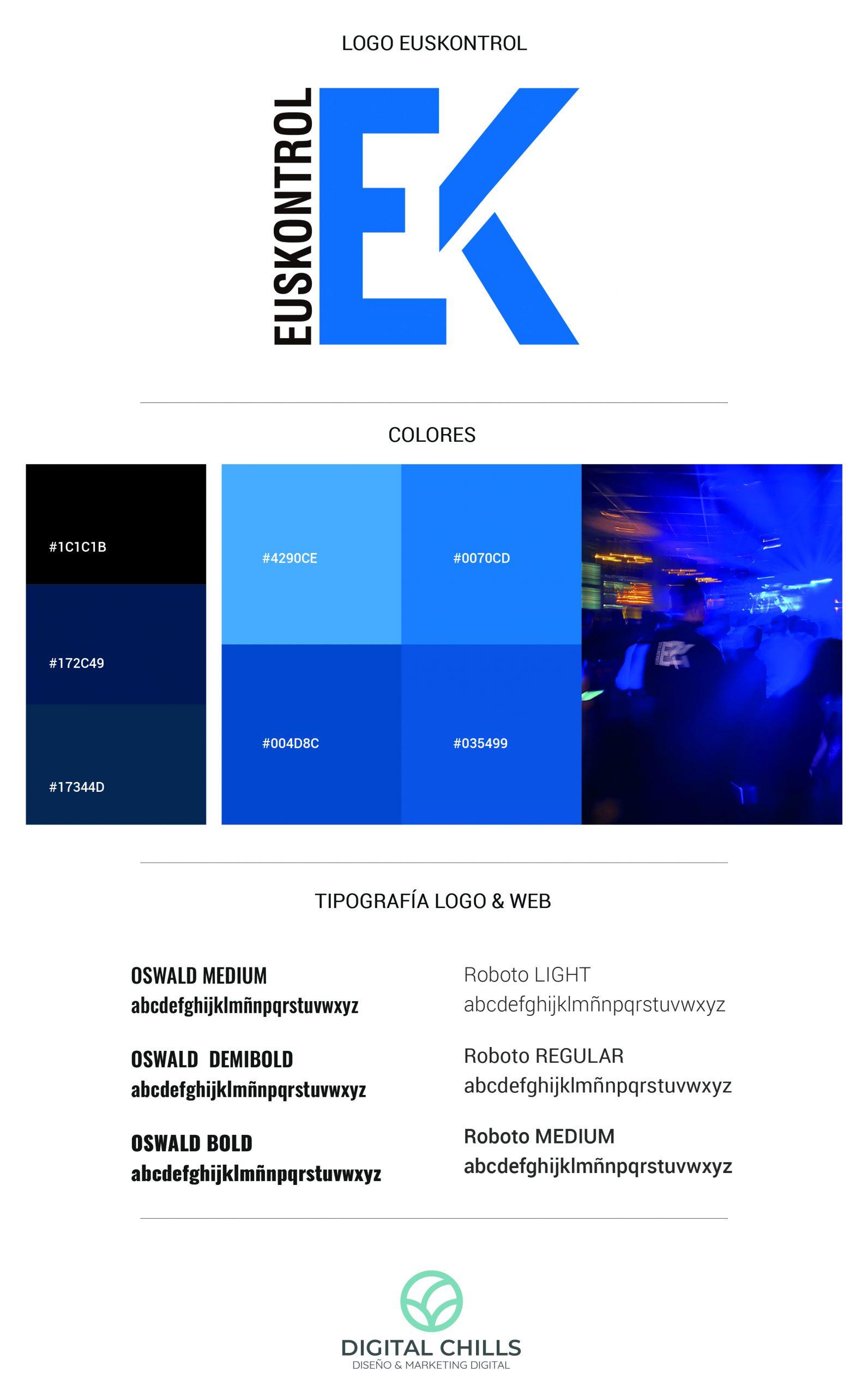 Euskontrol | DIGITAL CHILLS Diseño & Marketing Digital